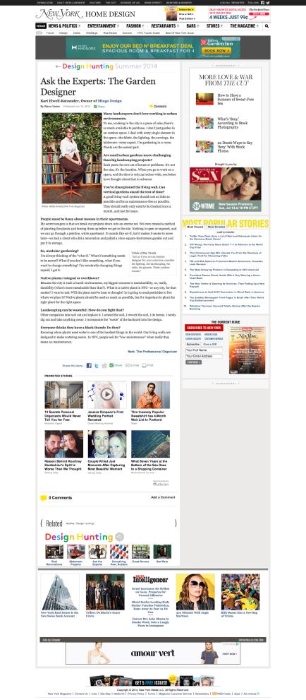 NYMag Design Screencapture