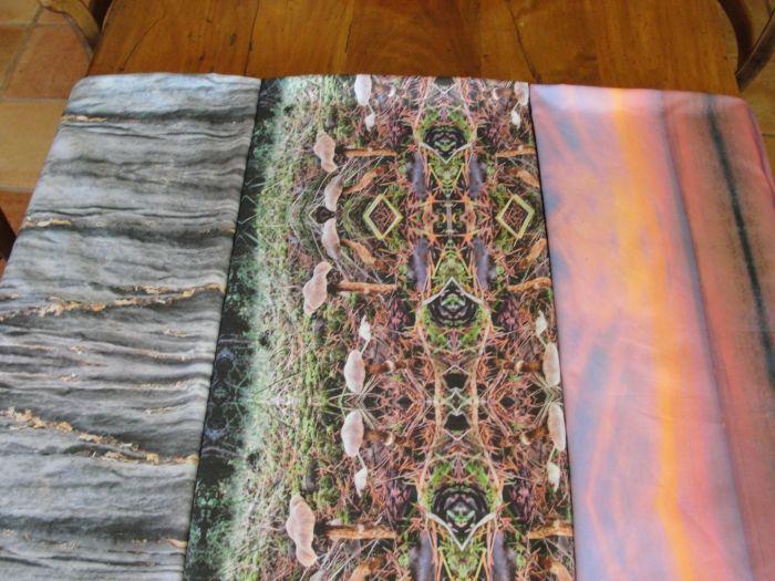 Three Tablecloths